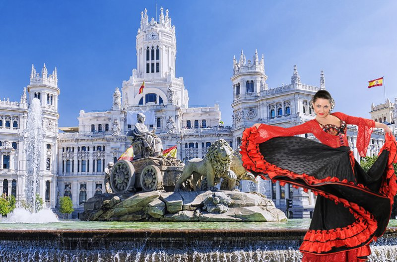 Prima Travel  Temperamentný Madrid a flamenco show LETECKY